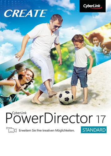 Verpackung von PowerDirector 17 [PC-Software]