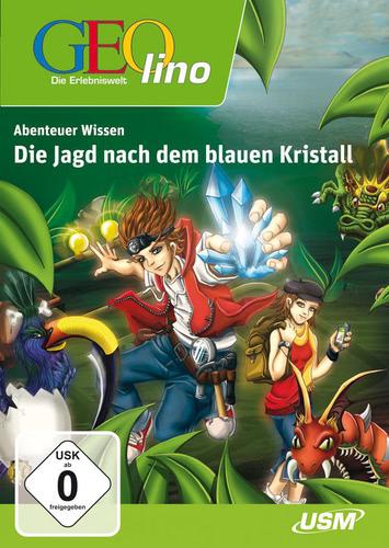 Verpackung von GEOlino Abenteuer Wissen [PC-Software]