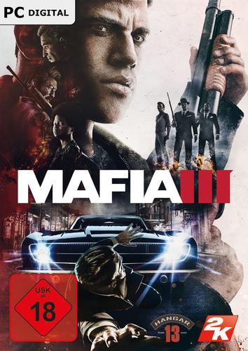 Verpackung von Mafia 3 [PC]