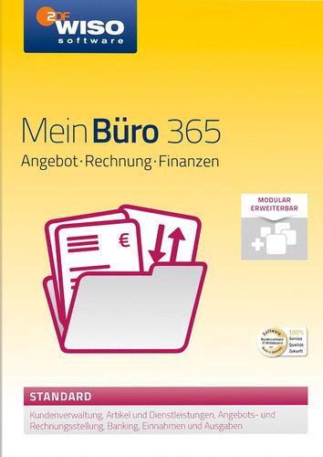 WISO Mein Büro 365 Tage Standard