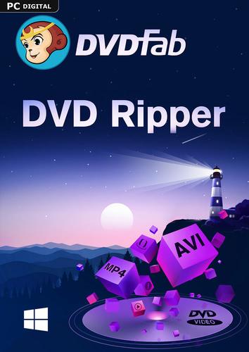 Verpackung von DVDFab DVD Ripper (24 Monate) [PC-Software]