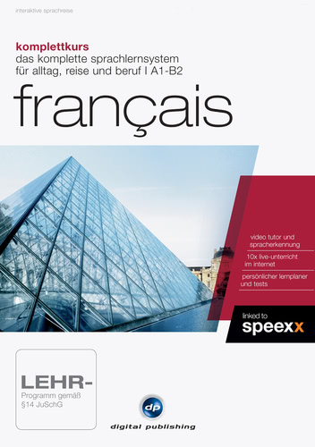 Komplettkurs Français, ESD (Download) (PC)