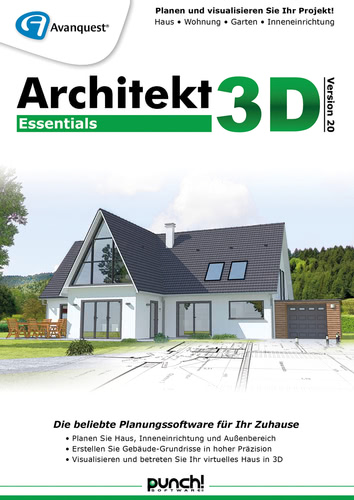 Architekt 3D 20 Essentials (Download), PC