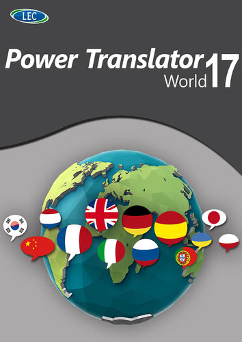 Verpackung von Power Translator 17 World Edition [PC-Software]