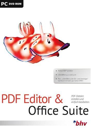 Verpackung von PDF Editor & Office Suite 2018 [PC-Software]