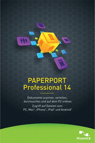 PaperPort 14 Professional, ESD (Download) (PC)