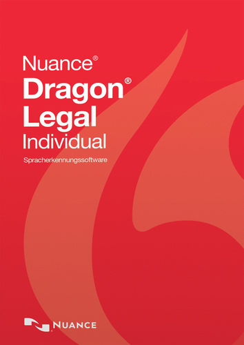 Verpackung von Dragon Legal Individual 15 [PC-Software]