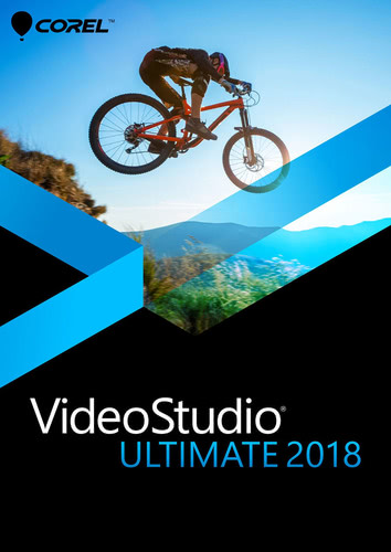 Packaging by VideoStudio Ultimate 2018 [PC-software]