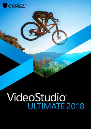Verpackung von VideoStudio Ultimate 2018 [PC-Software]