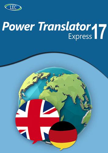 Verpackung von Power Translator 17 Express Deutsch-Englisch [PC-Software]