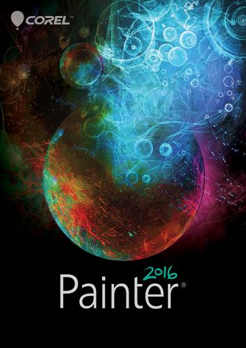 Verpackung von Painter 2016 Upgrade [PC-Software]