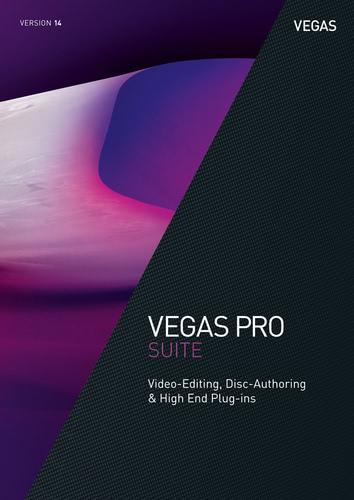 Verpackung von VEGAS Pro 14 Suite [PC-Software]