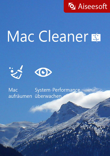 Aiseesoft Mac Cleaner (Download), MAC