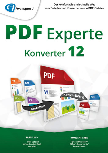 PDF Experte 12 Konverter (Download), PC