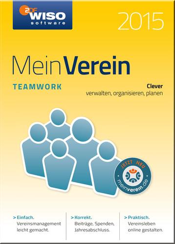 WISO Mein Verein 2015 – Teamwork – Edition