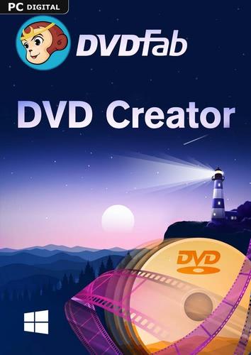 Verpackung von DVDFab DVD Creator [PC-Software]