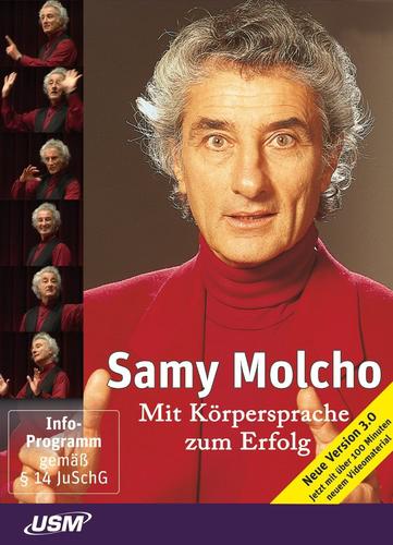Verpackung von Samy Molcho 3.0 [PC-Software]