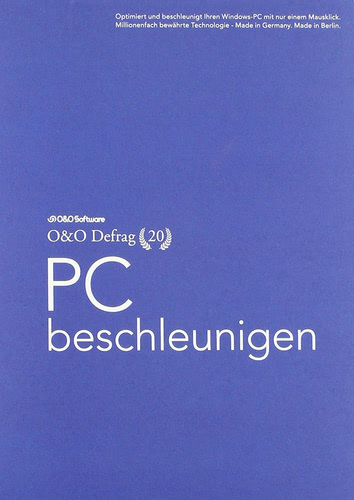 Verpackung von O&O Defrag 20 Professional [PC-Software]