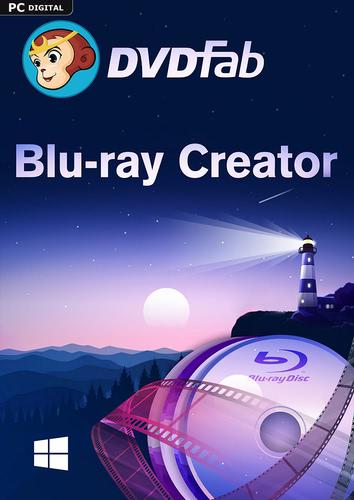 DVDFab Blu-ray Creator (24 Monate)