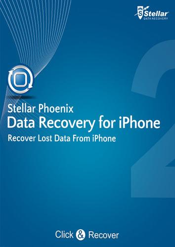 Verpackung von Stellar Phoenix Data Recovery for iPhone (Englisch) [PC-Software]