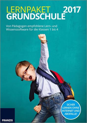 Verpackung von Franzis Lernpaket Grundschule 2017 [PC-Software]